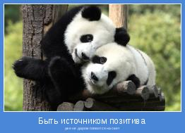 """Предпросмотр схемы вышивки  """"Панда """" ."""